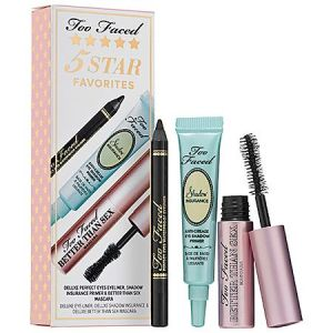Too Faced - 5 star favorites